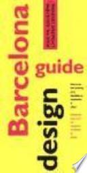libro Barcelona Design Guide
