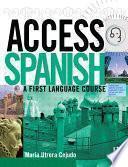 libro Access Spanish