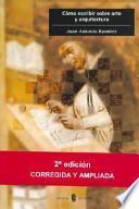 libro Cómo Escribir Sobre Arte Y Arquitectura