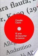 libro El Arte De Escuchar La Música