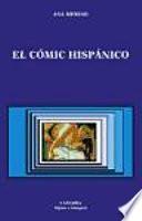 libro El Cómic Hispánico