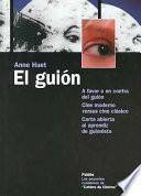 libro El Guión