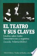 libro El Teatro Y Sus Claves