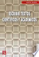 libro Escribir Textos Científicos Y Acádemicos