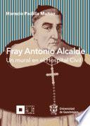 libro Fray Antonio Alcalde