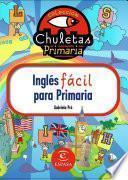 libro Inglés Fácil Para Primaria