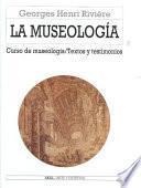 libro La Museología