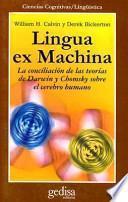 libro Lingua Ex Machina
