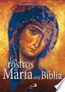 libro Los Rostros De María En La Biblia