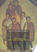 libro Novela HistÓrica Europea