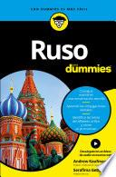 libro Ruso Para Dummies