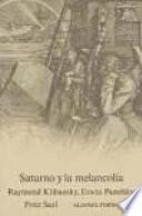 libro Saturno Y La Melancolía