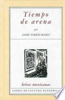 libro Tiempo De Arena