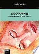 libro Todd Haynes