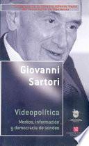 libro Videopolitica: Medios, Informacion Y Democracia De Sondeo