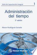 libro Administración Del Tiempo