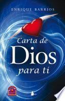libro Carta De Dios Para Tí