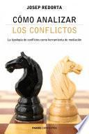 libro Cómo Analizar Los Conflictos
