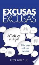 libro Excusas, Excusas