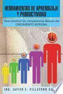 libro Herramientas De Aprendizaje Y Productividad