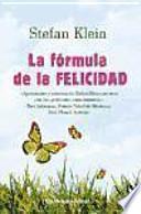 libro La Fórmula De La Felicidad