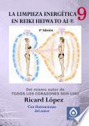 libro La Limpieza Energética En Reiki Heiwa To Ai ®