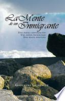 libro La Mente De Un Inmigrante
