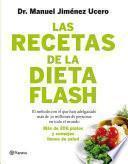 libro Las Recetas De La Dieta Flash