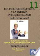 libro Los Ciclos Energéticos Y La Energía En El Ser Humano Reiki Heiwa To Ai ®