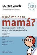 libro ¿qué Me Pasa, Mamá?
