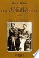 libro Cartas A Lord Alfred Douglas