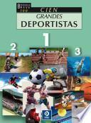 libro Cien Grandes Deportistas