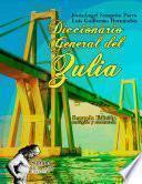 libro Diccionario General Del Zulia