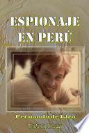 libro Espionaje En Perú