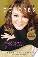 libro Jenni   Her Real Name Was Dolores