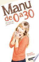 libro Manu De 0 A 30