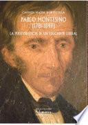 libro Pablo Montesino (1781 1849)