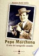 libro Pepe Marchena