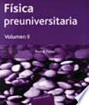 libro Física Preuniversitaria. Ii