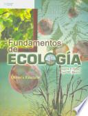 libro Fundamentos De Ecología