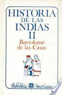 libro Historia De Las Indias
