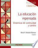 libro La Educación Repensada