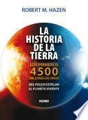 libro La Historia De La Tierra