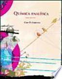 libro Química Analítica