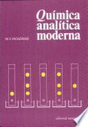 libro Química Analítica Moderna