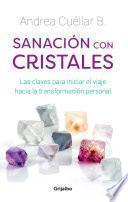 libro Sanación Con Cristales
