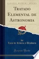 libro Tratado Elemental De Astronomia (classic Reprint)