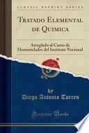 libro Tratado Elemental De Química