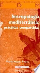 libro Antropología Mediterránea
