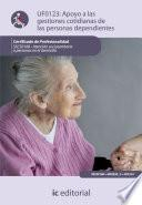 libro Apoyo En Las Gestiones Cotidianas De Las Personas Dependientes. Sscs0108